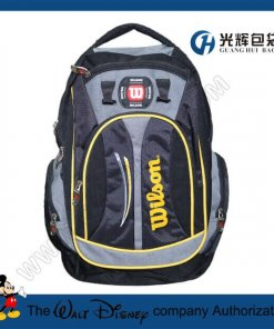Black school backpack mochilas for school