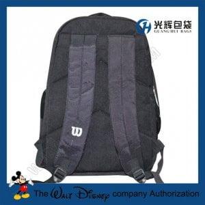 Black school backpack mochilas for school