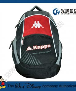 Wholesale polyester custom backpacks