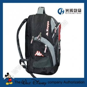 Wholesale polyester custom backpacks