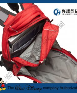 Padded computer sleeve backpacks