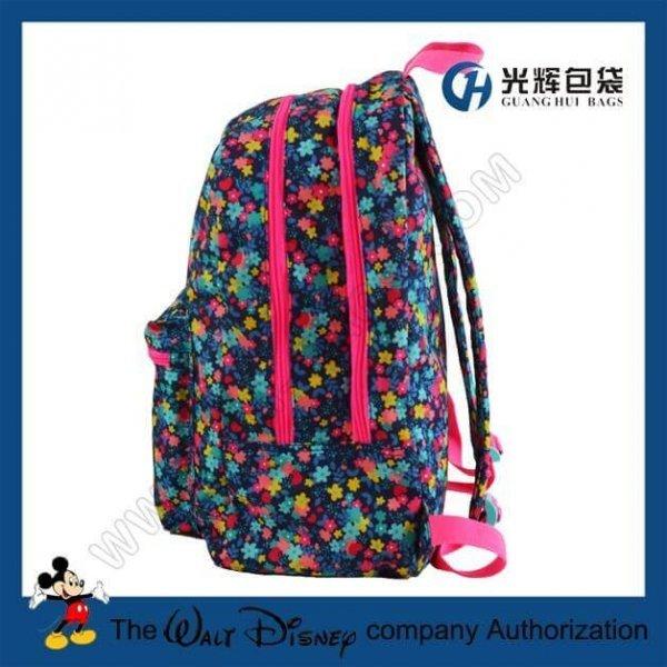 Flower backpacks for girls