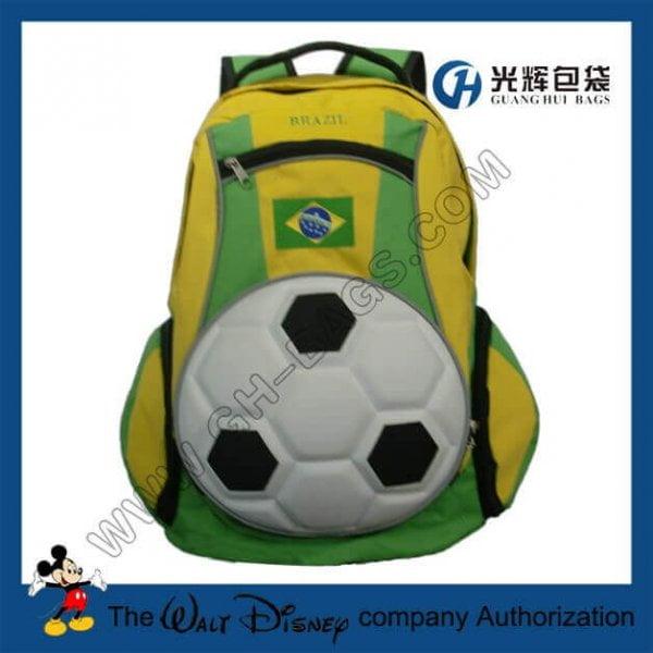 3D EVA football backpacks