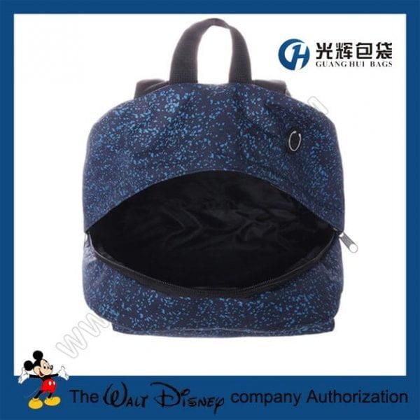 All dot print jan sport backpacks