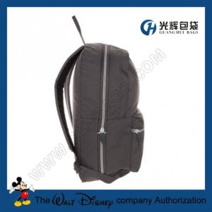 All zipper Compact back pack