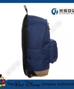 Blue compact backpacks for students