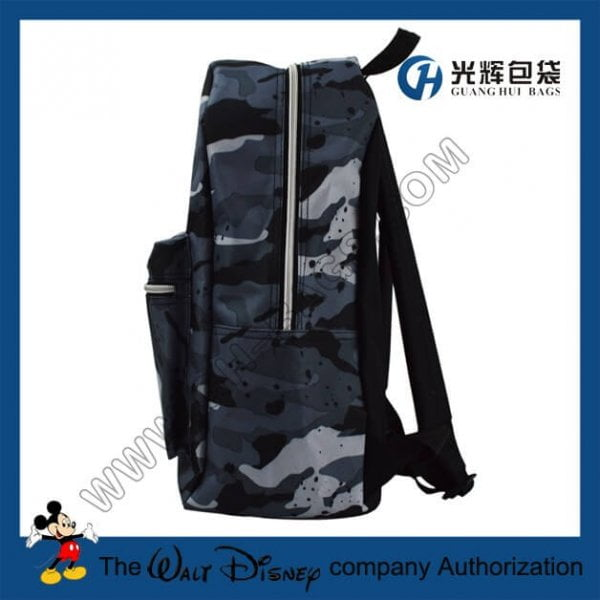 Camouflage Print Jansport backpacks