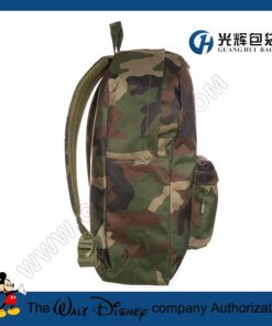 Cheap compact camouflage backpacks