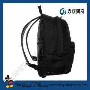 Cheap polyester backpacks with Roomy compartment