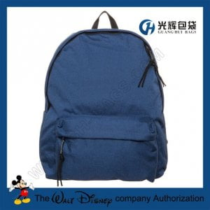 Compact backpack bags for student