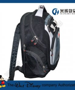Durable polyester backpack laptop bags