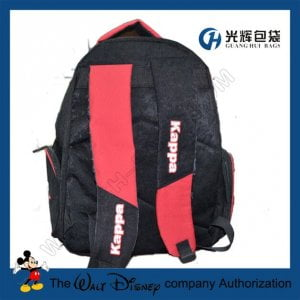 Hot sale back pack from quanzhou