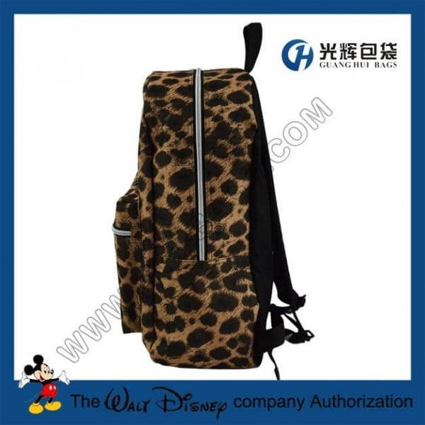 Leopard Print Jansport backpacks