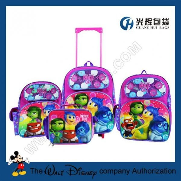 License school bags for girls