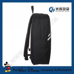One piece compact backpacks