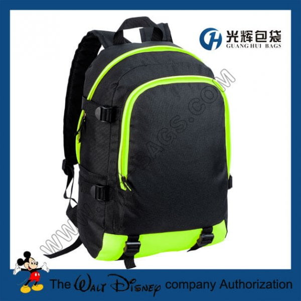Polyester back pack bags for promotional