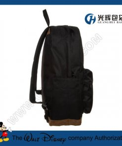 Polyester backpacks with laptop compartment