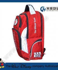 Red Pelson backpacks bag