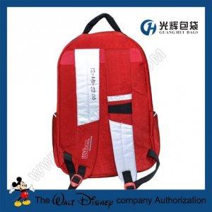 Red Pelson backpacks bag