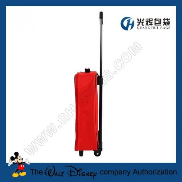 Spide man luggage for children