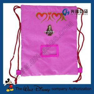Drawstring backpacks for teen girls
