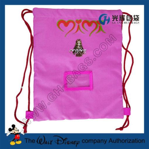 Drawstring backpacks for teen girls