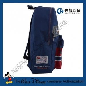 Fashion flag rucksacks