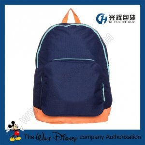 Light polyester backpack bags
