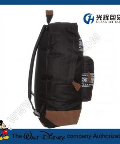 National customs print compact backpacks