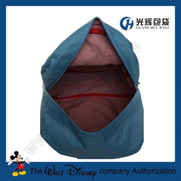 Plain color compact backpacks