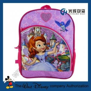 Sofia sublimate school bags