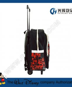 Star wars trolley school bags