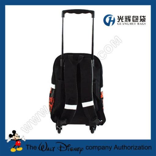 Star wars trolley school bags