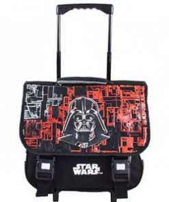 Star wars trolley message school bags