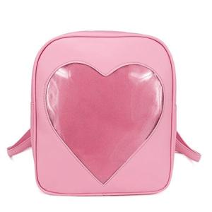 Clear candy bag packs transparent windows backpacks